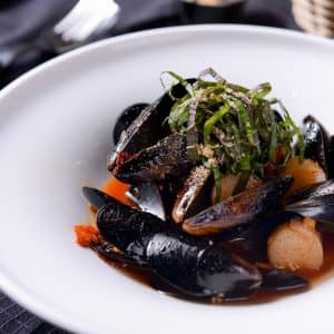 Whole Cooked Muscles