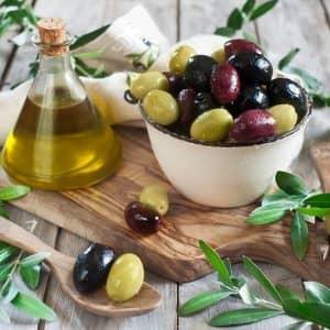 Marinated Mix Olives