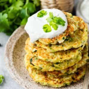 Gourmet Vegetable Patties