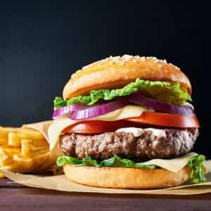 Angus Beef Burger Patties