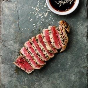 Tuna Portions